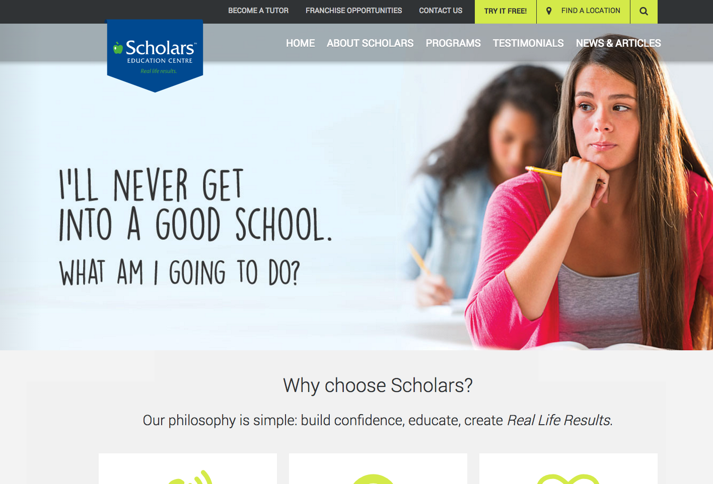 Scholars Canada Homepage